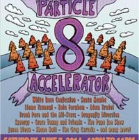 Particle Accelerator 2014 flyer