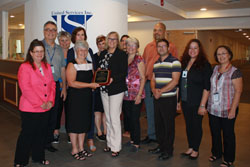 Safety Committee Recognized with Award of Excellence