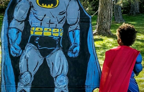 Super Hero Fun Day to Return Saturday October 7